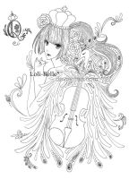 +Queen of Instruments+ by Loli-Belle