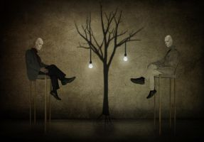 Dialogue by Steppenwolff