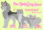 P2U - Spitz Dogs Base by mr-tiaa
