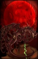 CE-Under a Blood Red Moon-video by DragonPortal