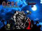 O.G.R.E. from the Drak Pack! by CreedStonegate