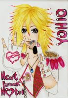 Heartbreak Hotel (YOHIO) by Babydoll-chan