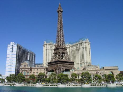 Paris in Vegas by MrGone2001