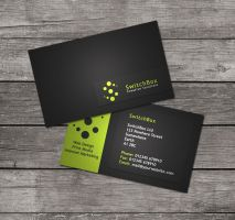 Business Card by wildfia