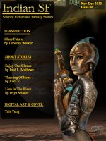 Cover for Indian Sf nov-dec 2013 by taisteng