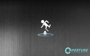 Aperture Science Wallpaper 4 by RobCoxxy