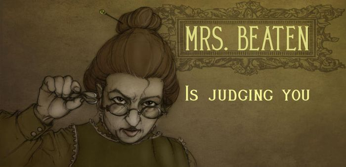 Mrs. Beaten (is judging you) by CopperAge