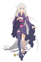 Vocaloid Collab Project: IA by CYingM
