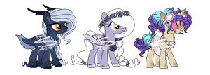MLP Aesthetic Set Price Adopts #7 CLOSED by Nyan-Adopts-2000