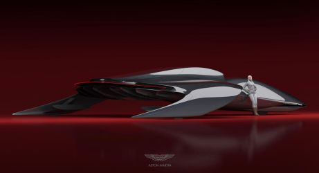 Aston Martin speeder by Alex-Brady-TAD