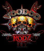Voodoo Rodz - TRINITY by JWraith