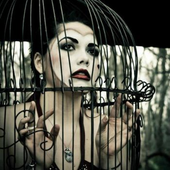 Broken and Caged by stinafacexd