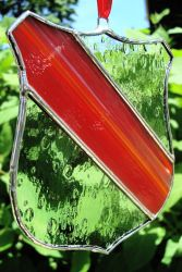 Stained Glass Shield by bigblued