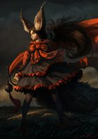 Blade and Soul by DarkTone408