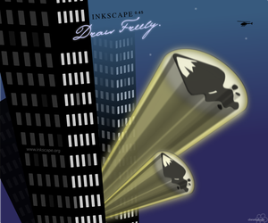 The Inkscape Signal by Chromakode