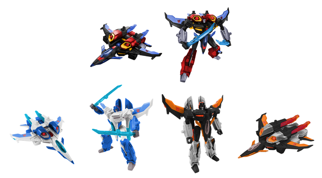 Shattered Glass Armada Seekers Concept Digibash by Air-Hammer