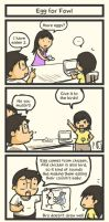 TAT: Egg for Fowl by Poporetto