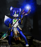 Little Krystal - The Beginning of the Adventure by V-TAL