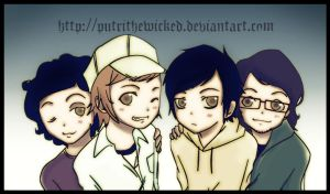 Fall Out Boy by putrithewicked