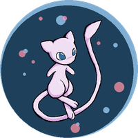 PKMN commission - Mew by ShinyVulpix