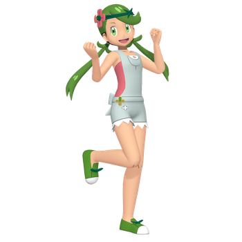 [MMD] Mallow Preview by MMDSatoshi