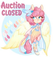 [Auction CLOSED] Adoption - Pastel Pegasus by KetLike