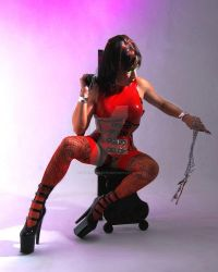 Crawling for Mistress 2 by mariannelatex