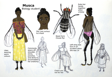 Musca by MaggiefromSpace