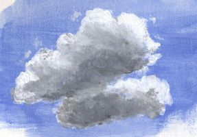 Clouds by Akaiko