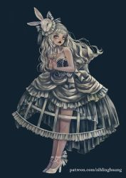 Crinoline by Rin54321