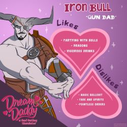 Dream Age: Iron Bull by Gauntletto