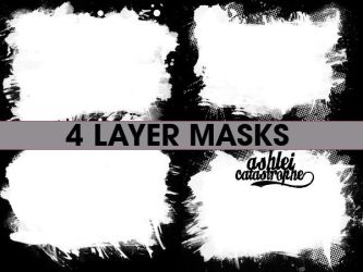 Layer Mask Pack by AshleiCatastrophe