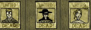 Wanted Dead by Paups