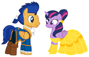 Tale as old as time by unicornsmile