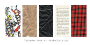 Texture Pack 4 by PixieDivision