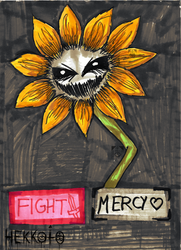 Mercy was never an option by Hekkoto