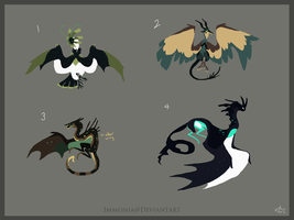 Avian Adopts 16 [Point Option Available] by Adopt-Monstar