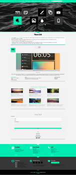 Neon Ink. 3.0 [Web Design] by jlynnxx