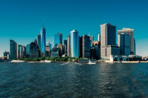 New York Skyline by Stefan-Becker