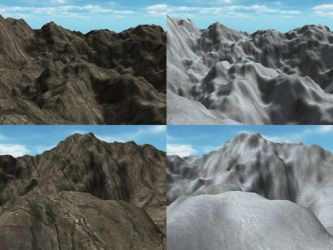 [MMD] Mountain stage (download) by Wampa842