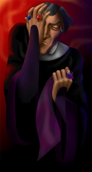 Minister Frollo by Club-PriestFetish