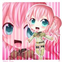 Chibi Serah by HappySmileGear