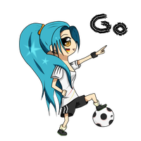 Go Germany,Go! by KeeyBe