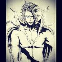 Bleach - Azien Sosuke by MuArtGL