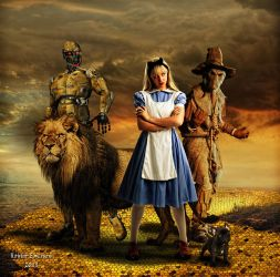 Dorthy's Psychosis by robhas1left