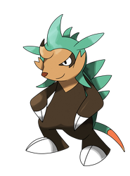 Chespin evolution by Mucrush