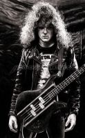 Metallica - Jason Newsted by Red-Szajn