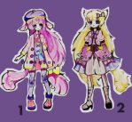 Kemonomini adoptable open set price by Diana-AS
