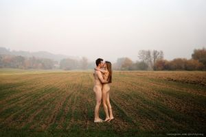 Adam and Eva by PhotoYoung