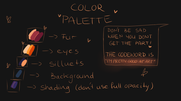 colorpalette by Geijst